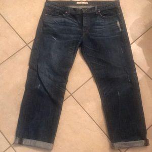 J Brand boyfriend jeans